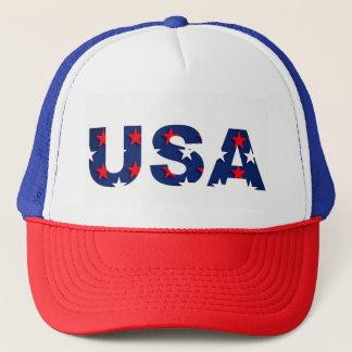 Los E.E.U.U. América protagonizan el gorra