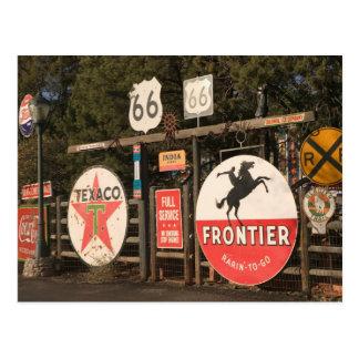 Los E.E.U.U., Arizona, Sedona: Muestras de Postal