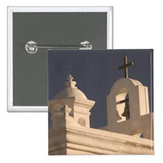 Los E.E.U.U., Arizona, Tucson: Misión San Javier d Chapa Cuadrada 5 Cm
