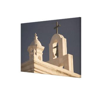 Los E.E.U.U., Arizona, Tucson: Misión San Javier d Impresión En Lona Estirada