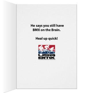 Los E.E.U.U. BMX consiguen la tarjeta bien