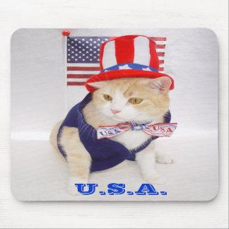 Los E.E.U.U. Bubba Mousepad