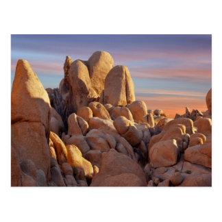 Los E.E.U.U., California, parque nacional de la Postal