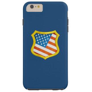 LOS E.E.U.U. FUNDA DE iPhone 6 PLUS TOUGH
