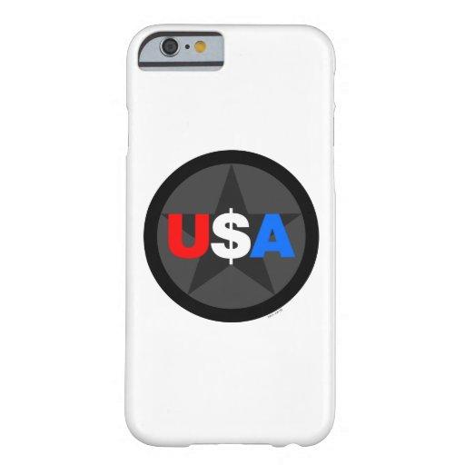 LOS E.E.U.U. FUNDA DE iPhone 6 BARELY THERE