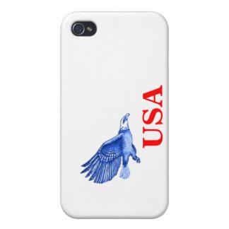 LOS E.E.U.U. iPhone 4 PROTECTORES