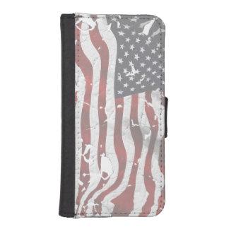 ¡LOS E.E.U.U.! FUNDA TIPO CARTERA PARA iPhone 5