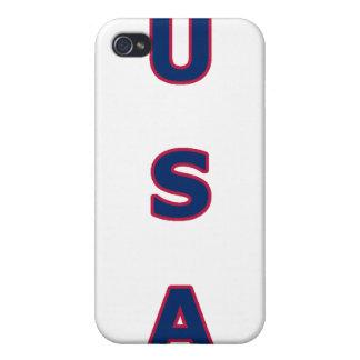LOS E.E.U.U. iPhone 4 CARCASA
