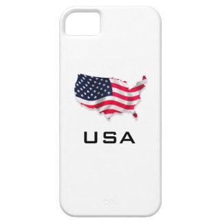LOS E.E.U.U. iPhone 5 PROTECTOR