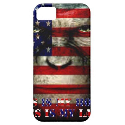 Los E.E.U.U. mi casa iPhone 5 Case-Mate Coberturas