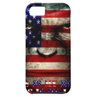 Los E.E.U.U. mi casa iPhone 5 Case-Mate Protectores