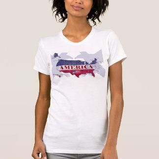 Los E.E.U.U. nombraron a States Blue camiseta de