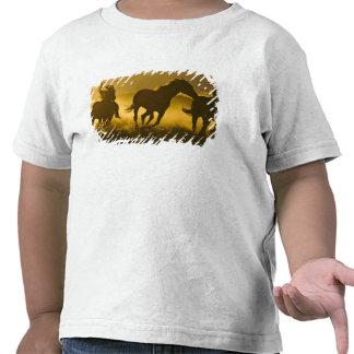 Los E.E.U.U., Oregon, Seneca, rancho de Ponderosa Camisetas