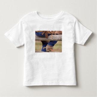 Los E.E.U.U., Oregon, Seneca, rancho de Ponderosa. Camiseta De Niño