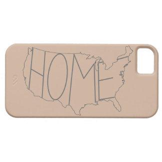 Los E.E.U.U. se dirigen el caso iPhone 5 Protector