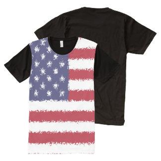 Los E.E.U.U. señalan la camiseta patriótica