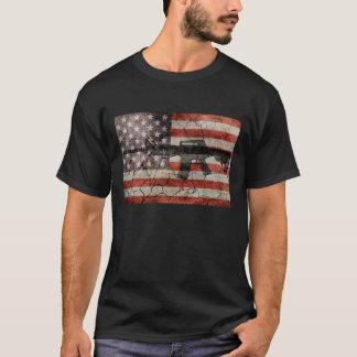Los E.E.U.U. señalan y disparan contra la camiseta