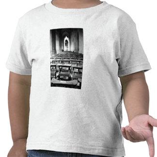 Los E.E.U.U., Washington DC. Bancos de la iglesia  Camiseta