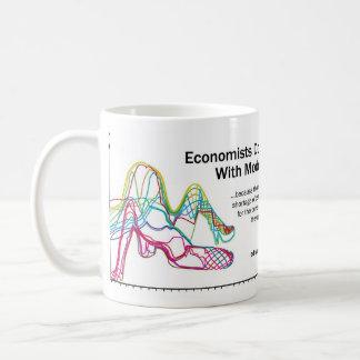 Los economistas lo hacen con la taza grande de los
