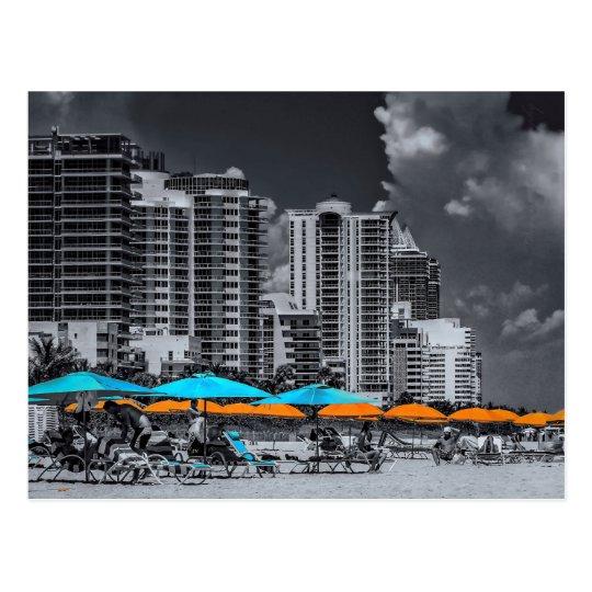 Los EE.UU - Florida - Miami - South Beach Postal