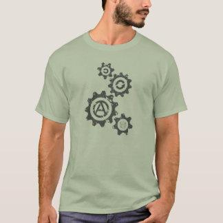 Los engranajes están dando vuelta hacia C4SS Camiseta