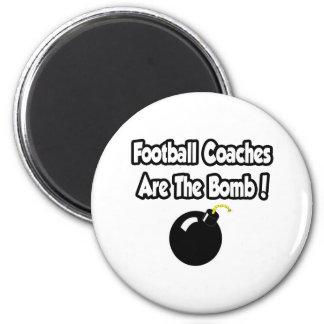 ¡Los entrenadores de fútbol son la bomba Imán De Frigorífico