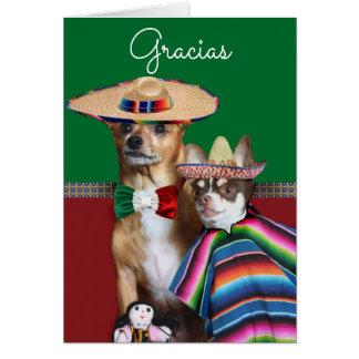 Los españoles de Gracias le agradecen tarjeta de