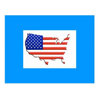 Los Estados Unidos de América Postal