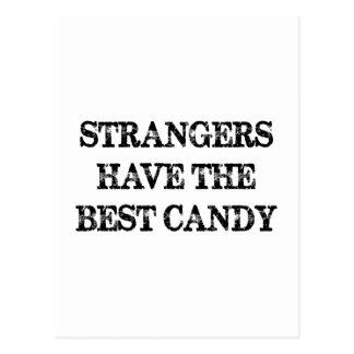 Los extranjeros tienen el mejor caramelo postal