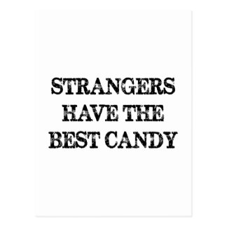 Los extranjeros tienen el mejor caramelo postales