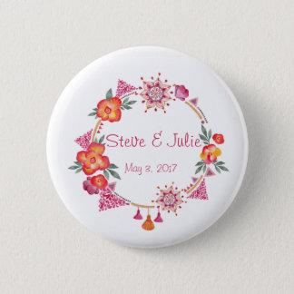 Los favores del botón para casar el fiesta de