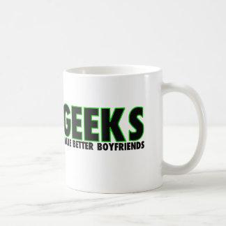Los frikis hacen mejores novios la taza de café