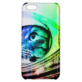 los gatos coloridos - astronauta del gato -