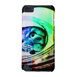 los gatos coloridos - astronauta del gato - carcasa para iPod touch 5G