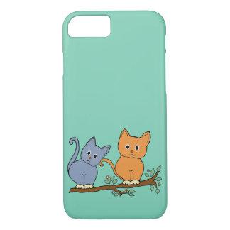 los gatos funda iPhone 7