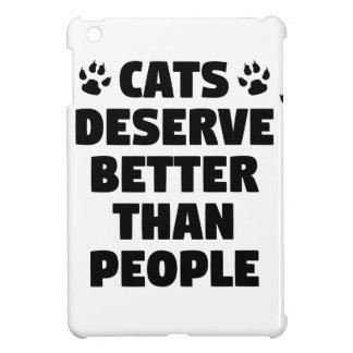 Los gatos merecen mejor