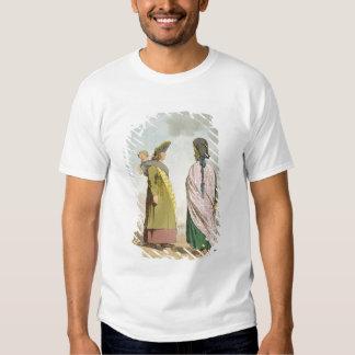 Los gitanos, platean 25 del volumen I 'de las Camisetas