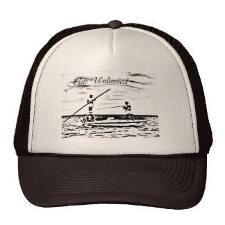 los gorras ilimitados de los planos oficiales