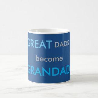 Los grandes papás hacen Grandads Taza De Café