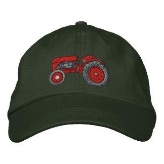 Los granjeros bordaron el gorra gorras bordadas