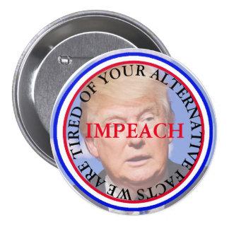 Los hechos alternativos acusan el botón de Donald