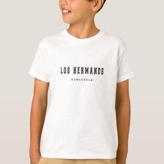 Los Hermanos Venezuela Camiseta