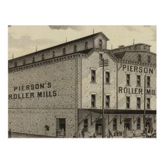 Los hijos de Pierson Postal