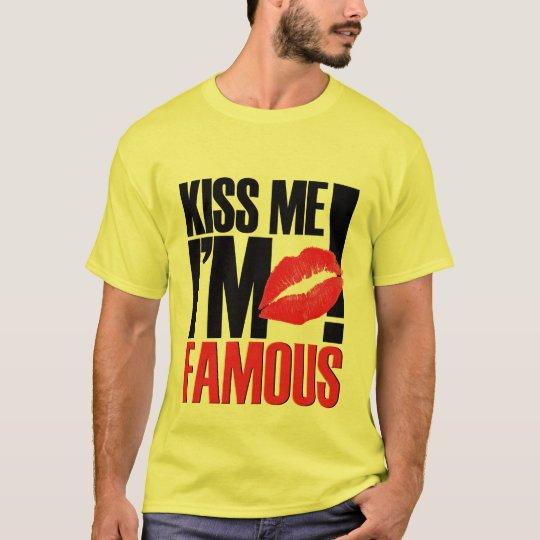 Los HOMBRES - béseme Camiseta