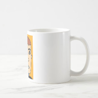 los hombres de la sorpresa taza de café