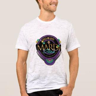 Los hombres IR-VAN la camiseta 2018 del carnaval