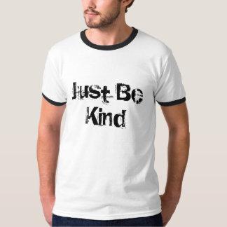 Los hombres justos sean camisa buena del campanero