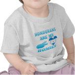 Los Hondurans son mi Homies Camiseta
