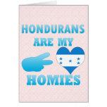 Los Hondurans son mi Homies Felicitaciones