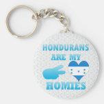 Los Hondurans son mi Homies Llavero